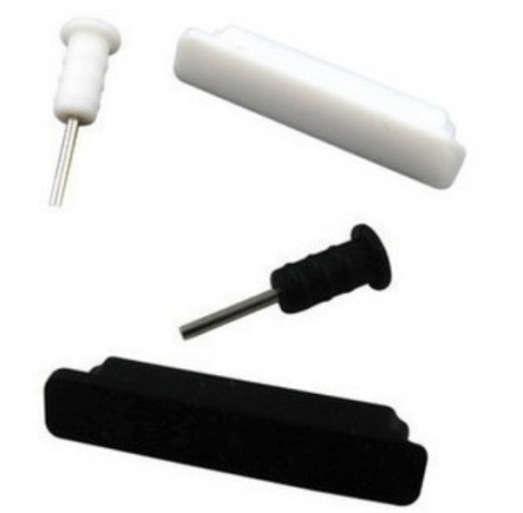 Iphone and ipad 30 pin port plugs
