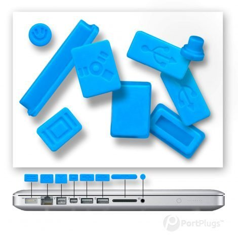 Macbook Air dust plugs