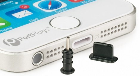 iphone dust plugs