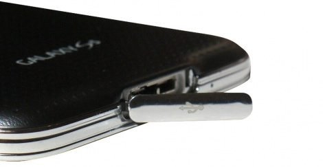 Samsung galaxy s5 port cover replacement