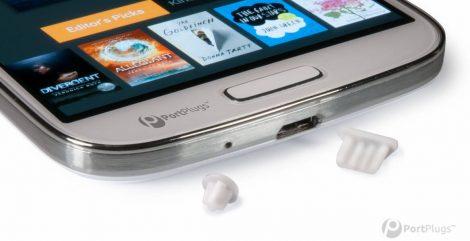 Samsung dust plug