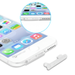 iphone 6s dust plug clear