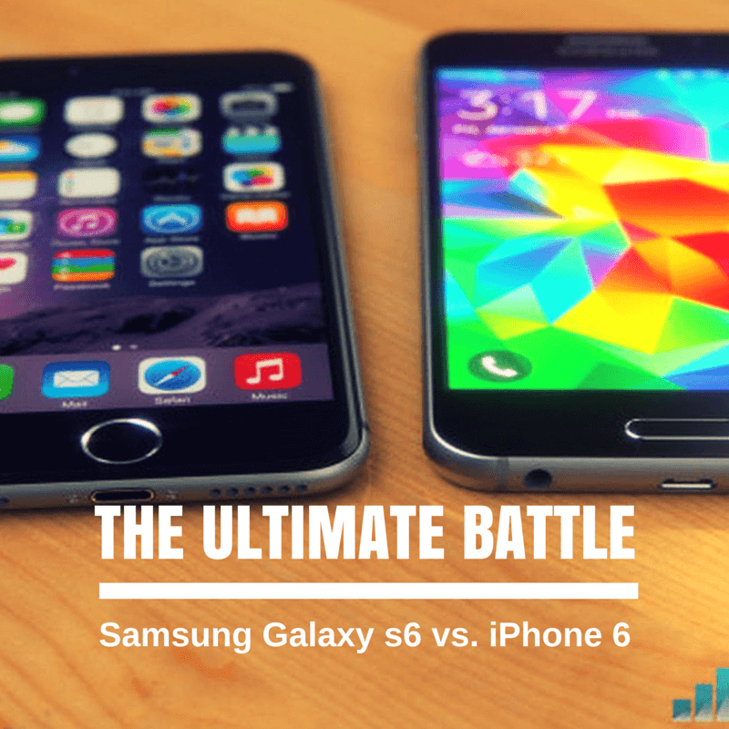 iphone 6 vs samsung galaxy s6 ultimate battle samsung galaxy s6 vs iphone 6 1468