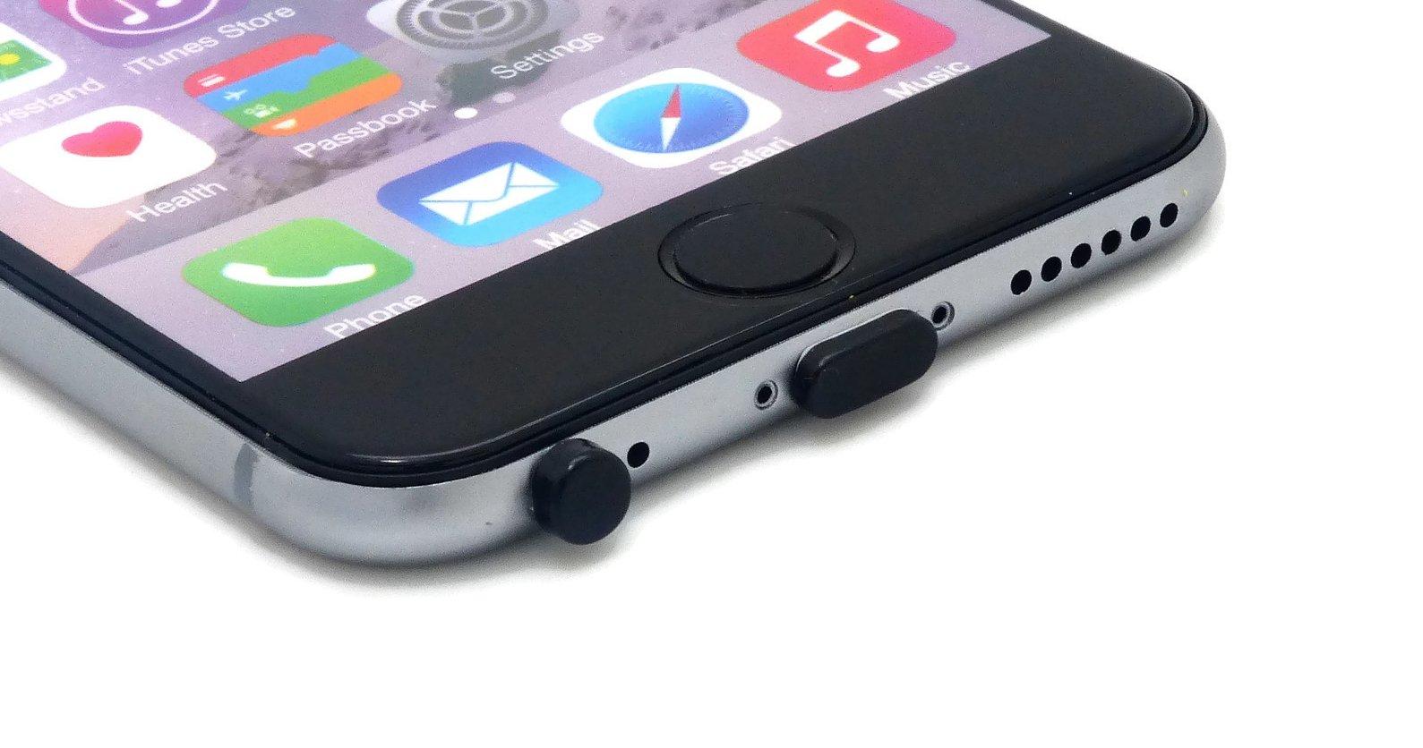 dust plugs for ipad mini