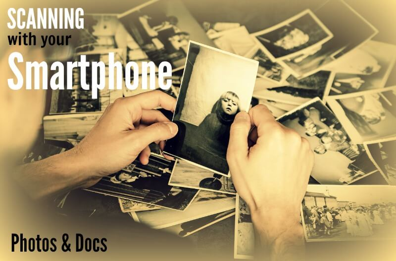 Scanning with your smartphone, by PortPlugs, the dust plug, port cover, and smartphone accessory authority