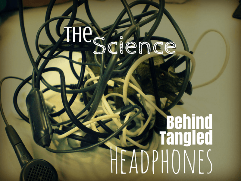 Tangled Headphones? Find out why, from PortPlugs, the dust plug, port cover, and smartphone accessory authority