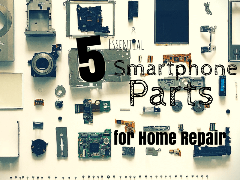 DIY Smartphone Repair- from PortPlugs, the dust plug, port cover, and smartphone accessory authority