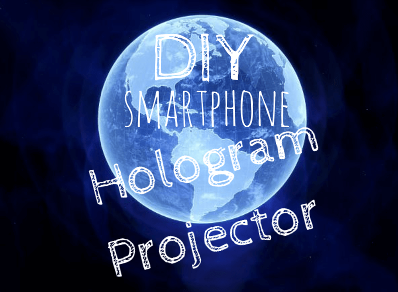 3D Smartphone Hologram Projector by by PortPlugs, the dust plug, port cover, and smartphone accessory authority