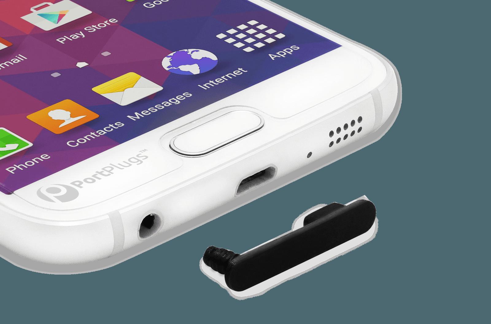 Samsung s6 dust plug