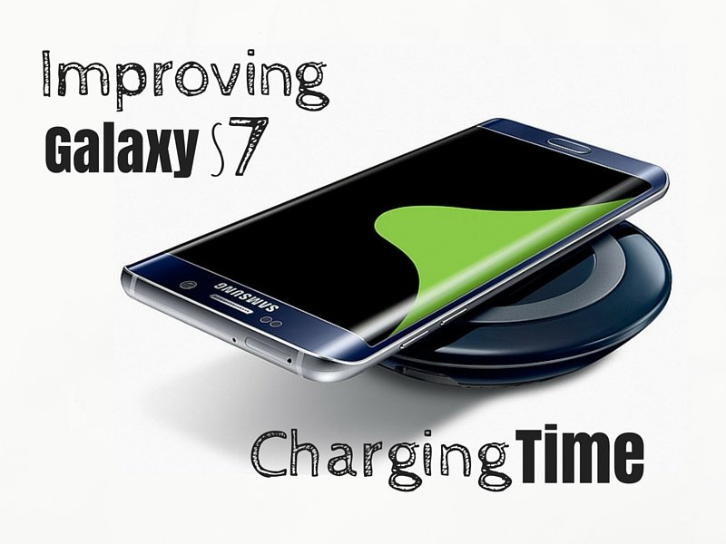 Galaxy s7 charging time
