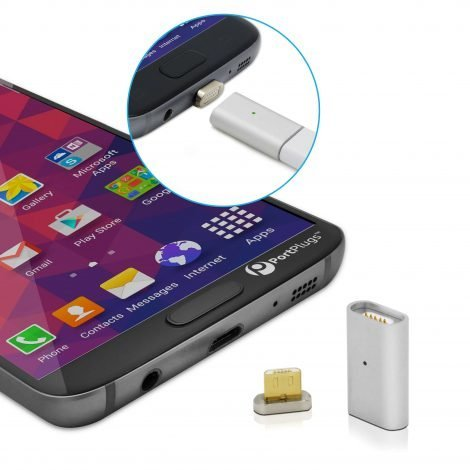 magnetic charging adapter