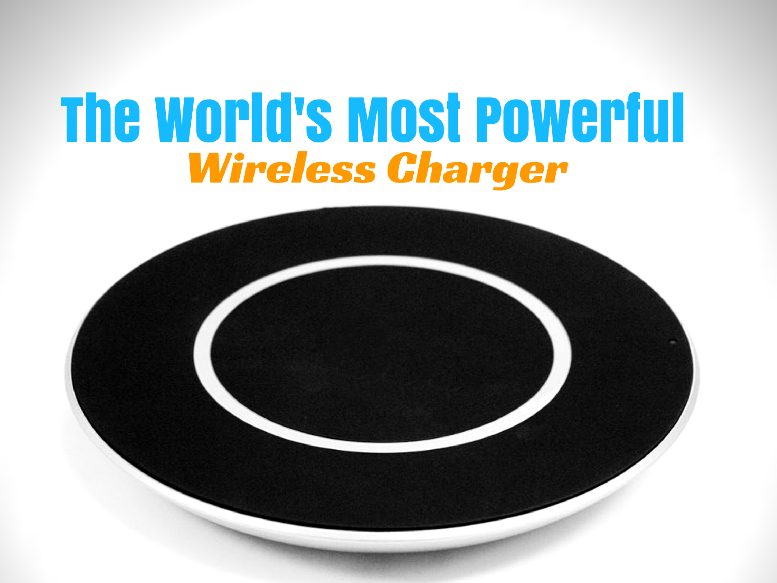 wireless charging plug