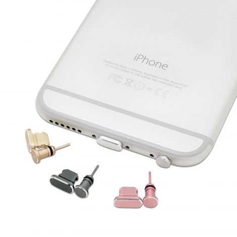 premium iphone dust plugs
