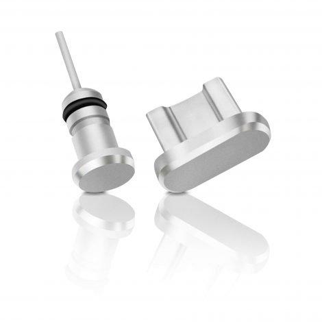 Micro USB dust plug set