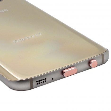 Micro USB aluminum
