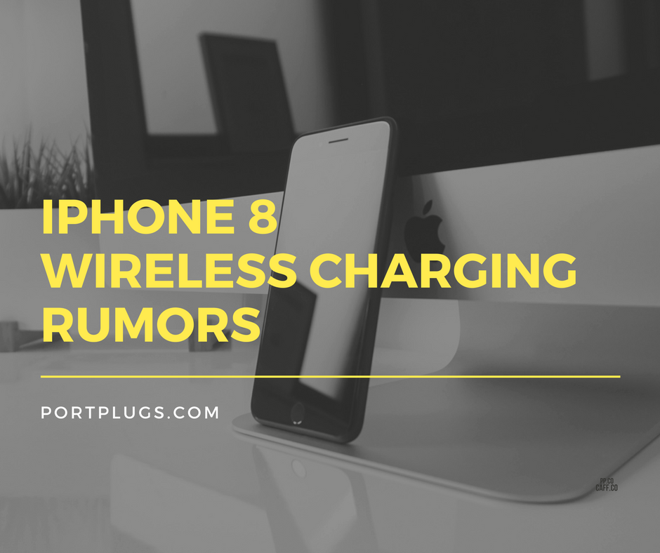 will iphone 8 support wireless charging