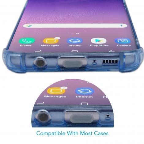 case with USB C dust plug